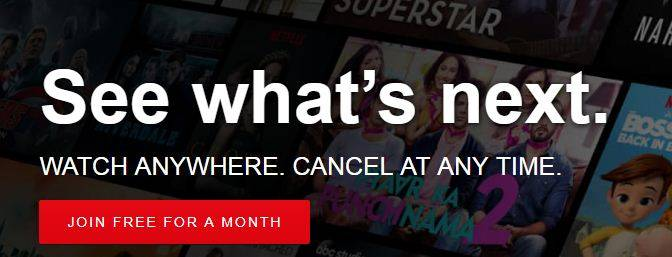 Netflix Coupon Reddit For Current Customers (Loyalty Vouchers) 2019